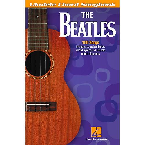 The Beatles Ukulele Chord Songbook Wwbw