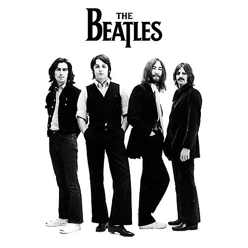 Hal Leonard The Beatles - White Album Group Shot - Wall Poster thumbnail
