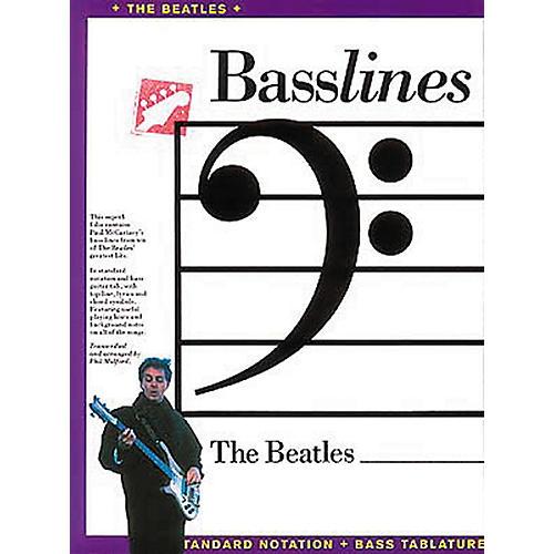 Hal Leonard The Beatles Bass Guitar Tab Songbook-thumbnail