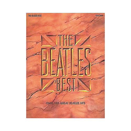 Hal Leonard The Beatles Best Guitar Songbook thumbnail
