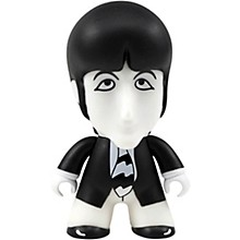 Funko The Beatles Black and White Paul 4 1/2-Inch Titans Figure