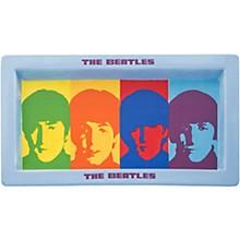 Vandor The Beatles Color Bar 16 in. Ceramic Serving Platter
