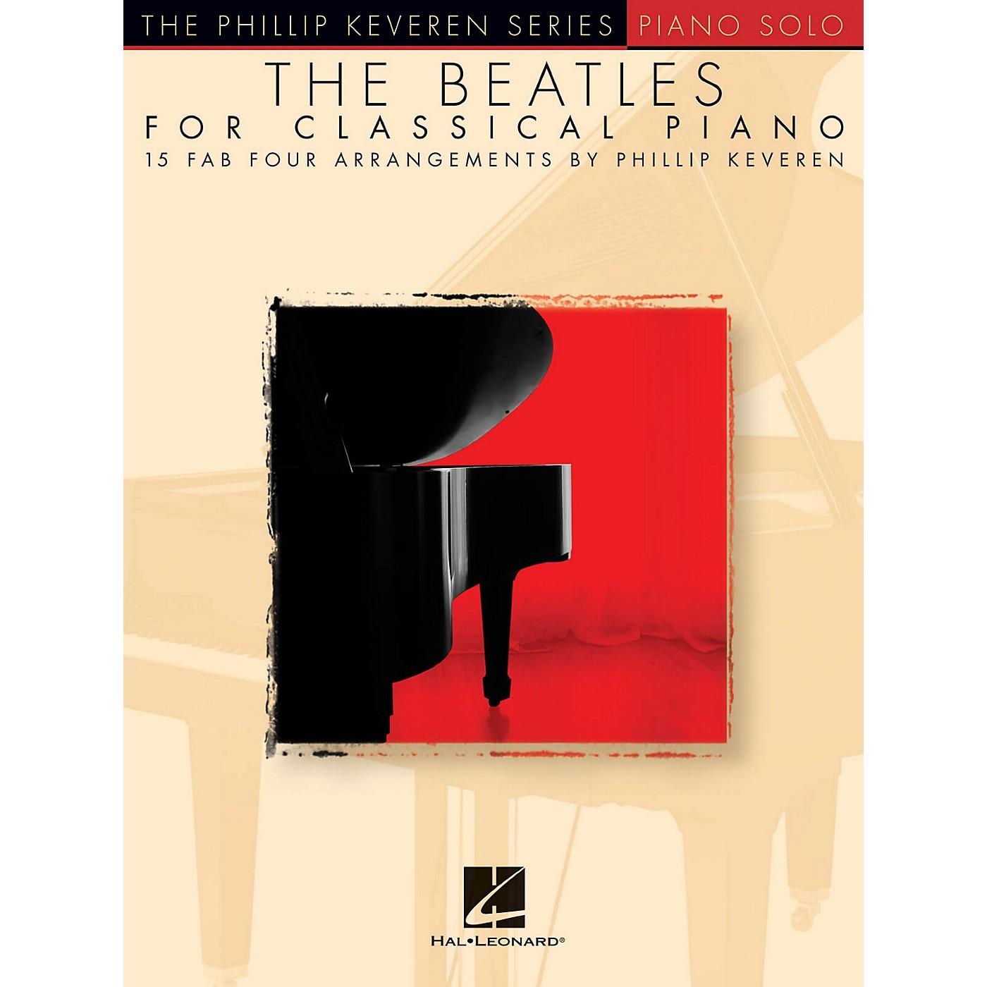 Hal Leonard The Beatles For Classical Piano - Phillip Keveren Series thumbnail