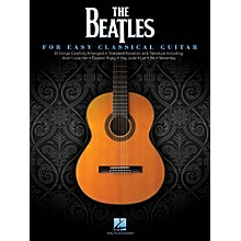 Hal Leonard The Beatles For Easy Classical Guitar (With Tab)