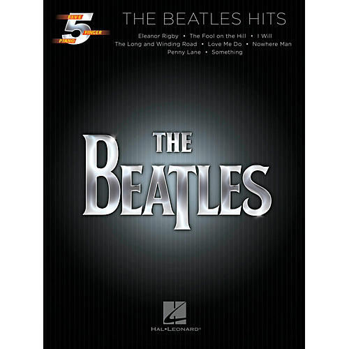 Hal Leonard The Beatles Hits For Five-Finger Piano thumbnail