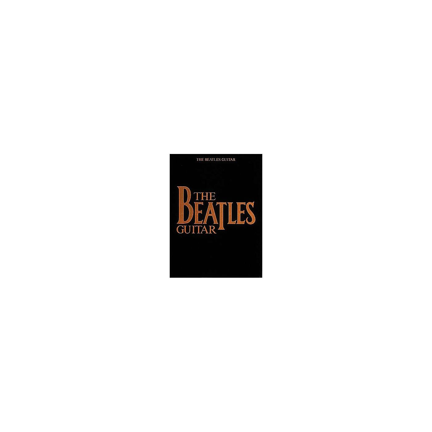 Hal Leonard The Beatles Solo Guitar Tab Arrangments Book thumbnail