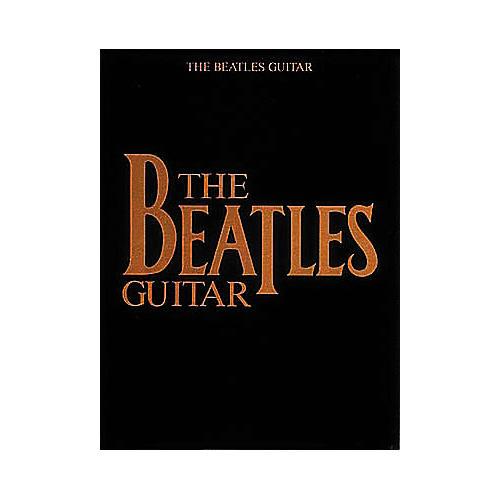 Hal Leonard The Beatles Solo Guitar Tab Arrangments Book-thumbnail
