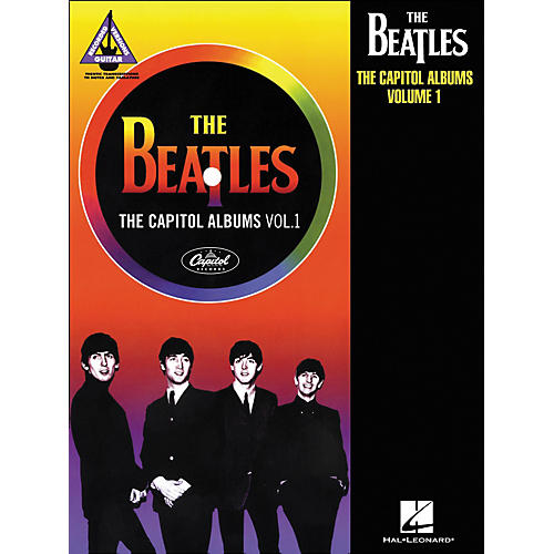 Hal Leonard The Beatles: The Capitol Albums Volume 1 Tab Book thumbnail