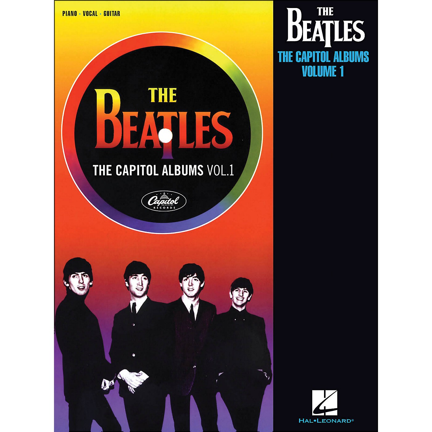 Hal Leonard The Beatles The Capitol Albums Volume 1 arranged for piano, vocal, and guitar (P/V/G) thumbnail