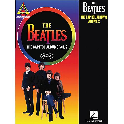 Hal Leonard The Beatles: The Capitol Albums Volume 2 Guitar Tab Songbook thumbnail