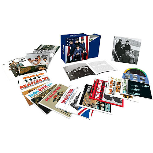 Universal Music Group The Beatles: The U.S. Albums (13-CD Box Set) thumbnail