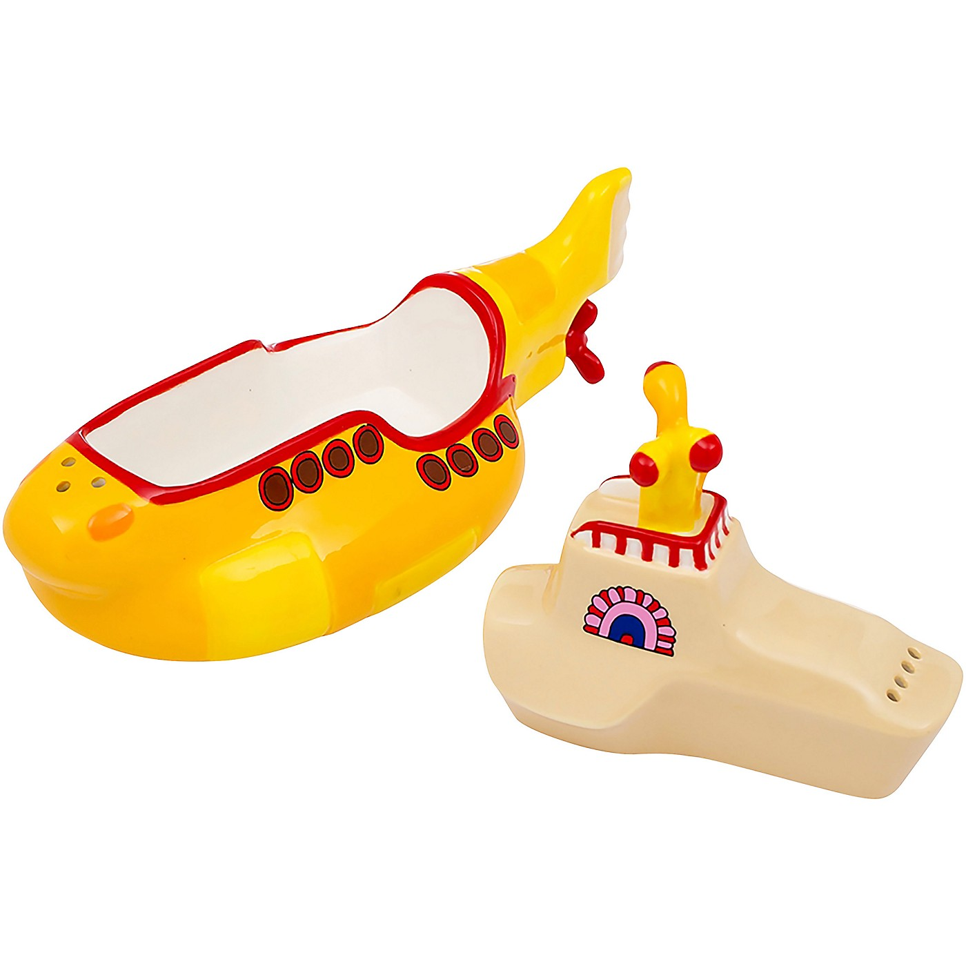 Vandor The Beatles Yellow Submarine Salt & Pepper Set thumbnail