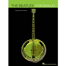 Hal Leonard The Beatles for Banjo Songbook