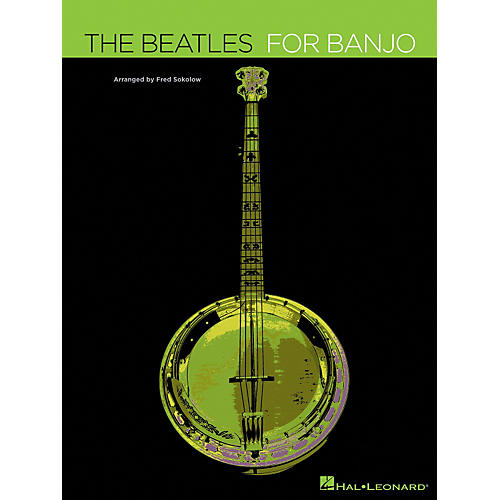 Hal Leonard The Beatles for Banjo Songbook-thumbnail