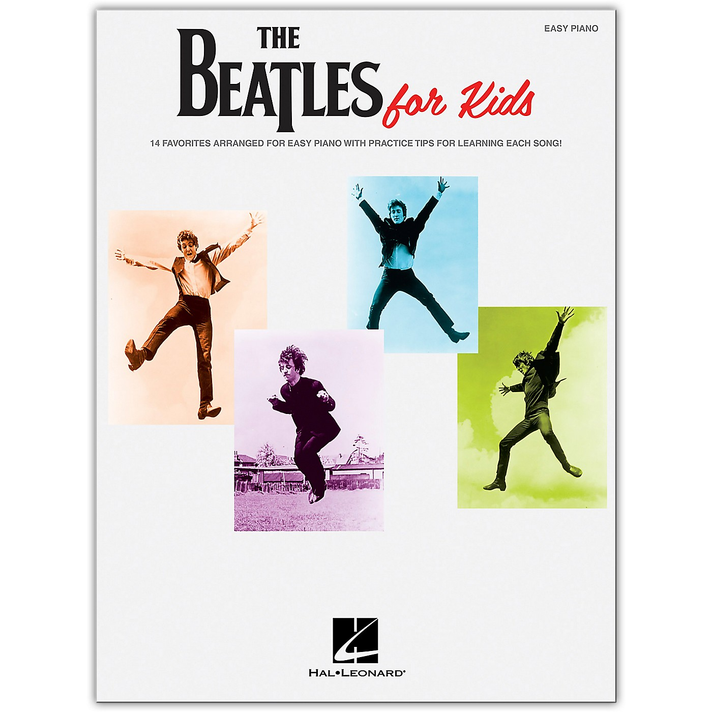 Hal Leonard The Beatles for Kids for Easy Piano thumbnail