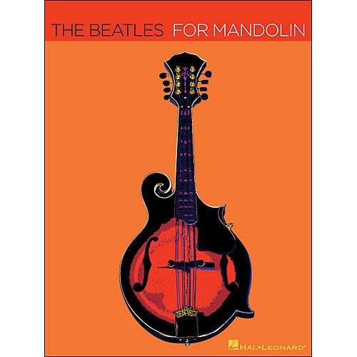 Hal Leonard The Beatles for Mandolin thumbnail