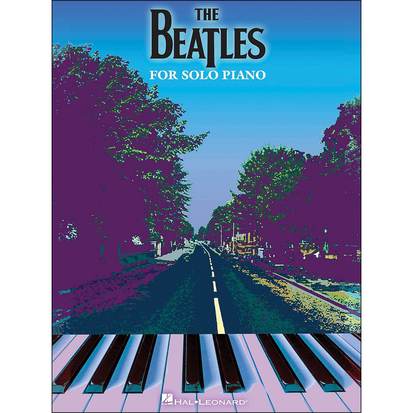 Hal Leonard The Beatles for Piano Solo arranged for piano solo thumbnail