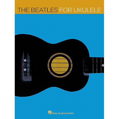 Hal Leonard The Beatles for Ukulele Songbook thumbnail