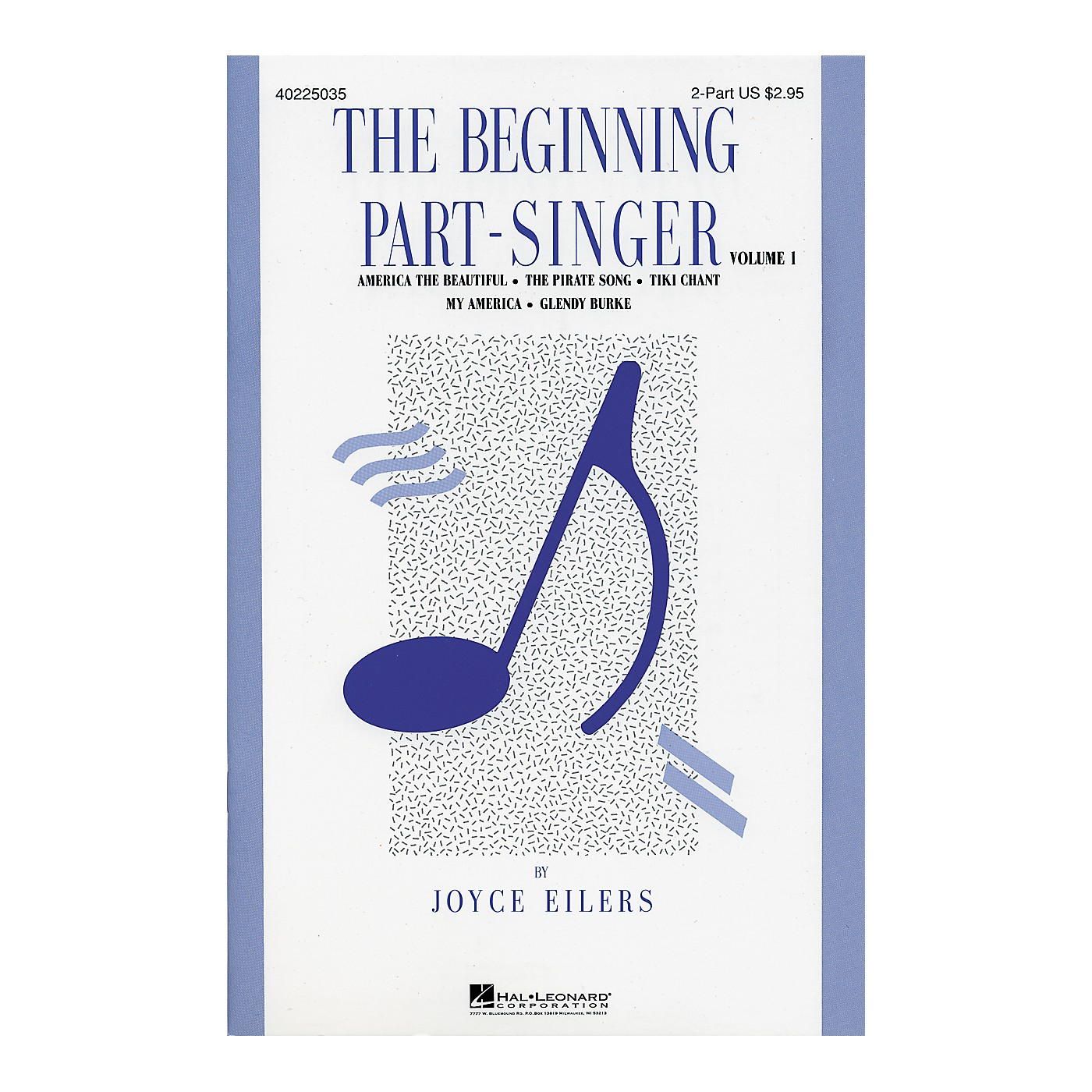 Hal Leonard The Beginning Part Singer Volume 1 thumbnail