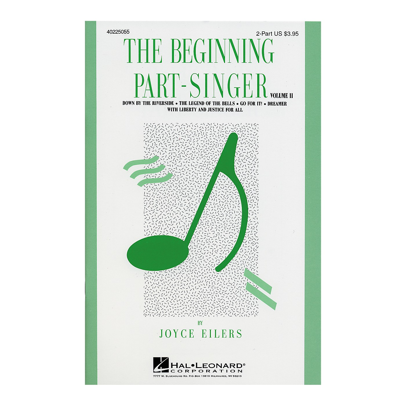 Hal Leonard The Beginning Part-Singer Volume II Book thumbnail