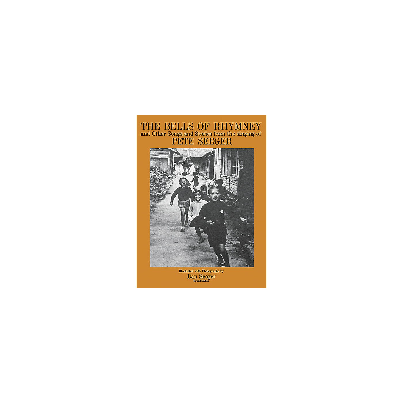 Oak Archives The Bells of Rhymney and Other Songs and Stories from Pete Seeger Music Sales America Softcover thumbnail