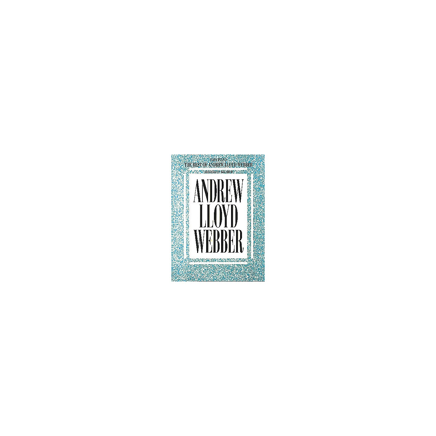 Hal Leonard The Best Of Andrew Lloyd Webber For Easy Piano by Bill Boyd thumbnail