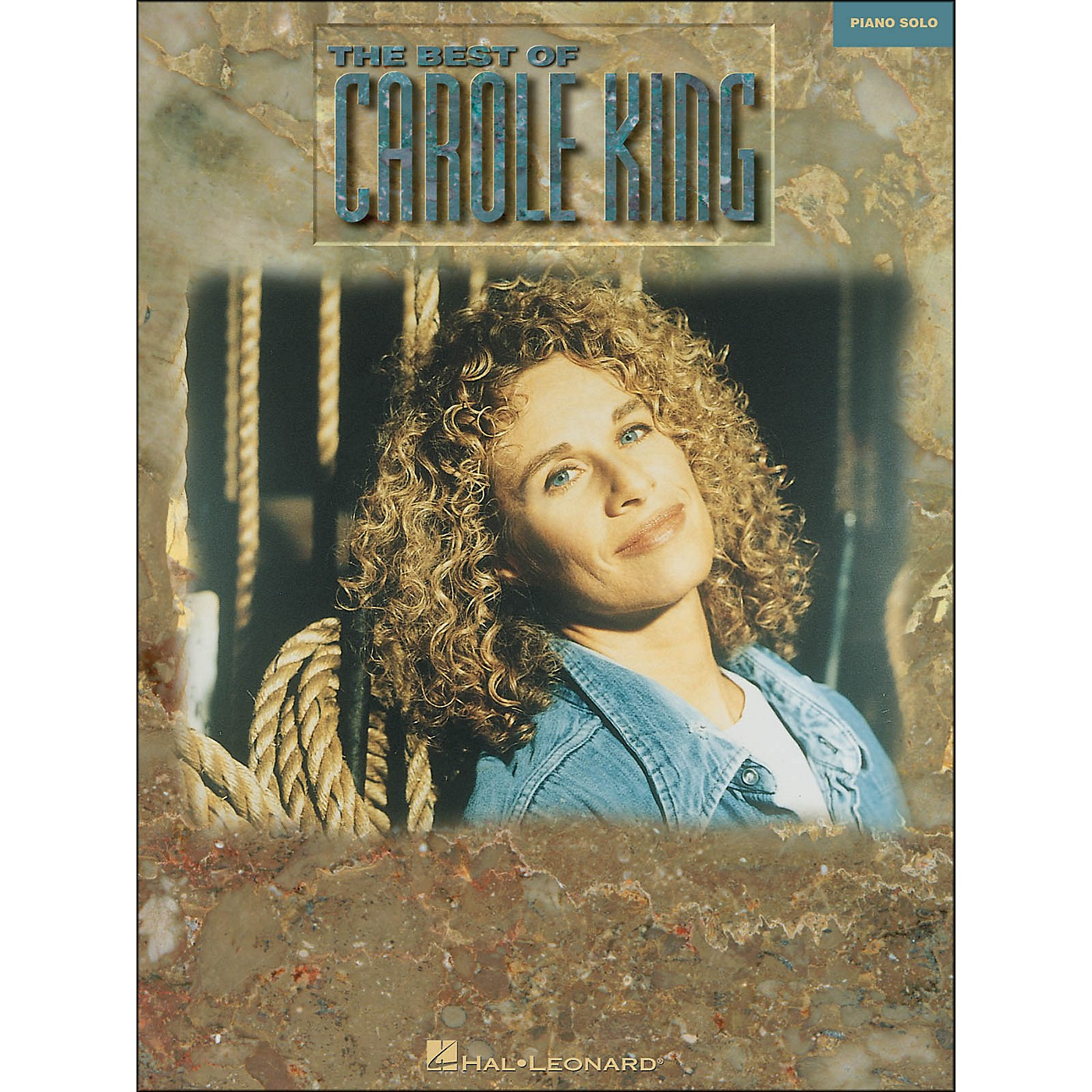 Hal Leonard The Best Of Carole King arranged for piano solo thumbnail