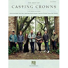 Hal Leonard The Best Of Casting Crowns - Easy Piano