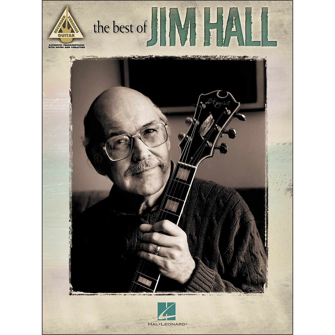 Hal Leonard The Best Of Jim Hall thumbnail