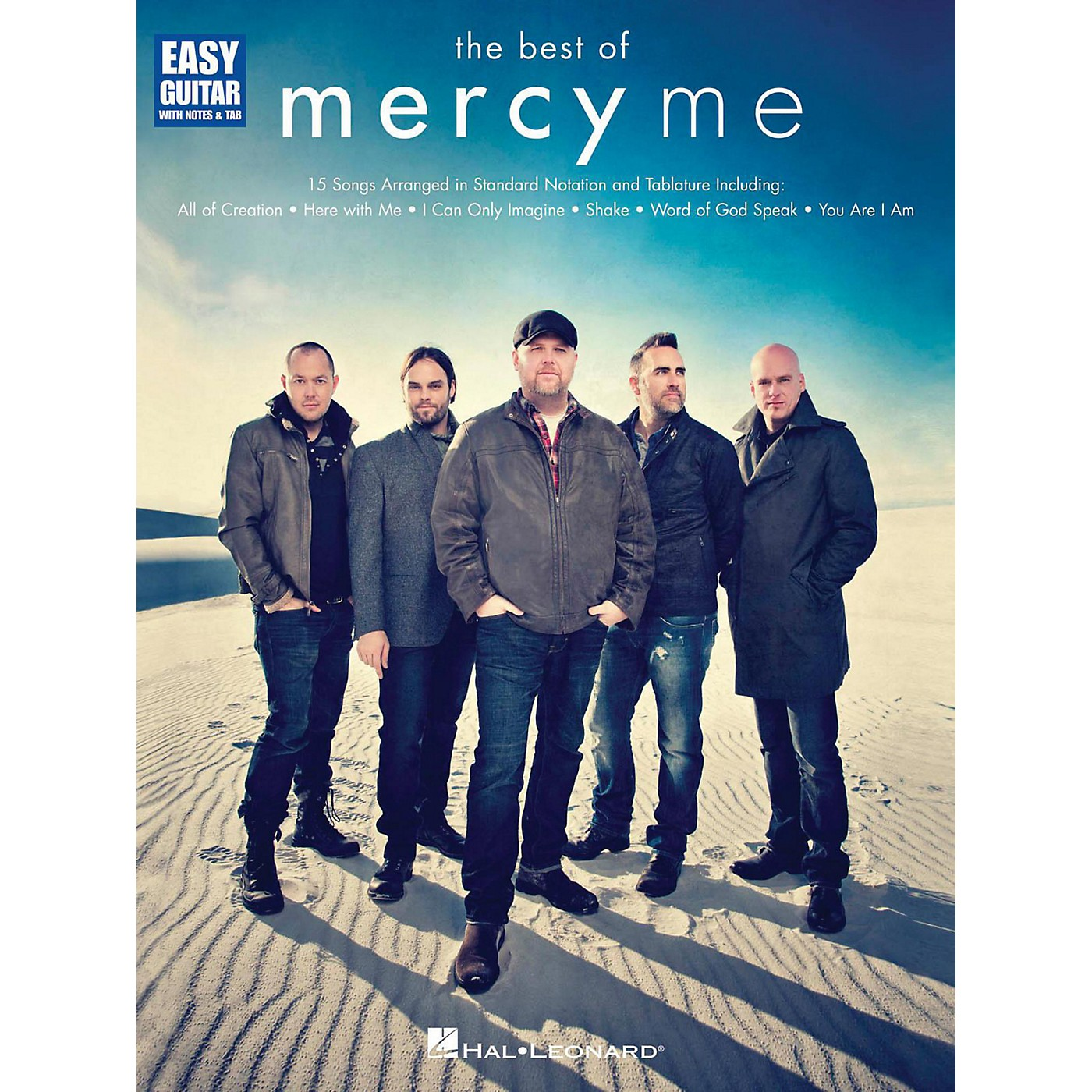 Hal Leonard The Best Of MercyMe Easy Guitar With Tab thumbnail