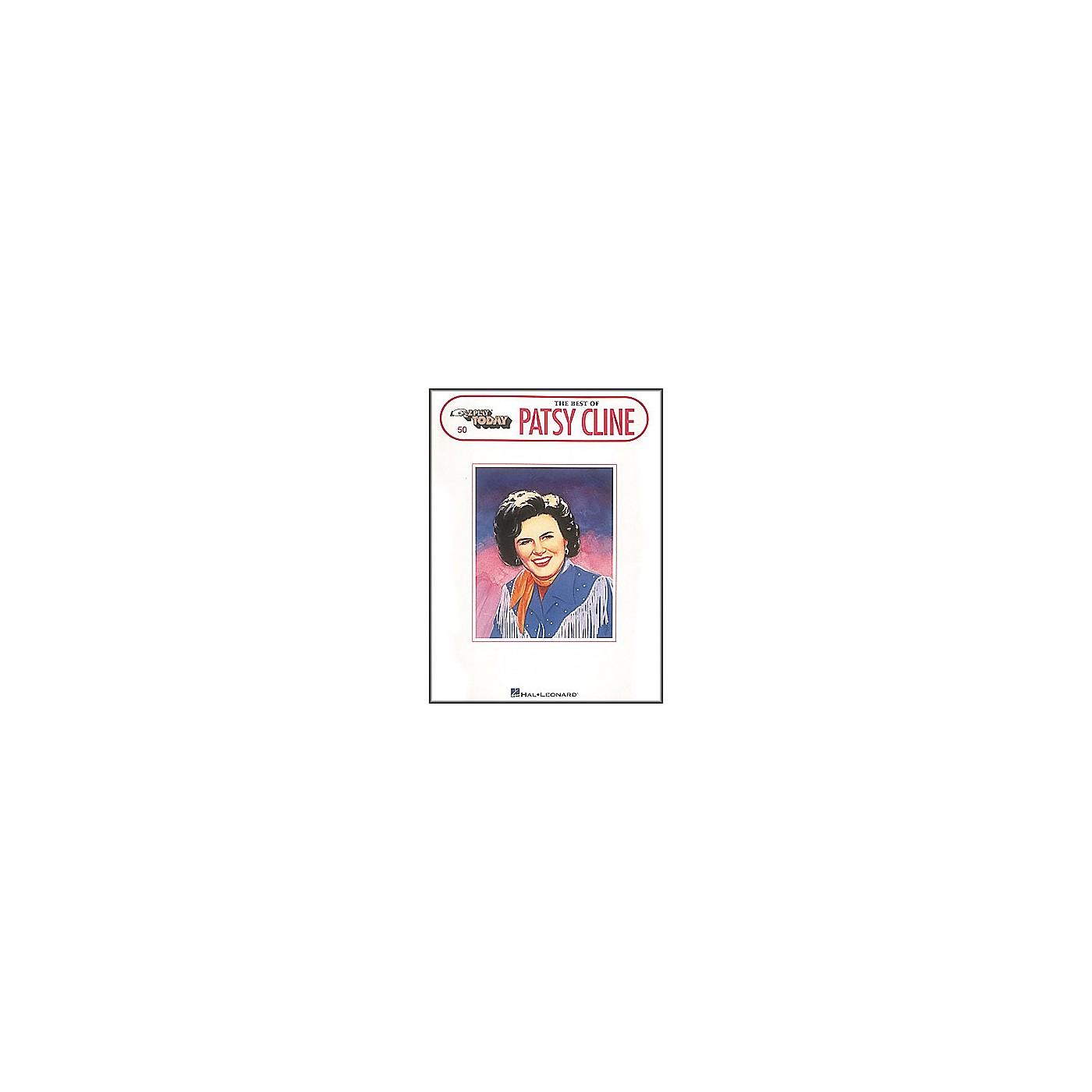 Hal Leonard The Best Of Patsy Cline E-Z Play 50 thumbnail