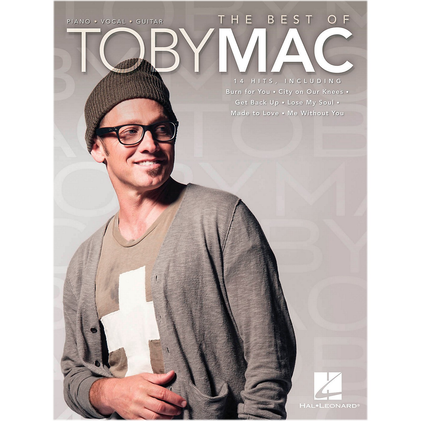 Hal Leonard The Best Of Toby Mac for PVG (Piano/Vocal/Guitar) thumbnail