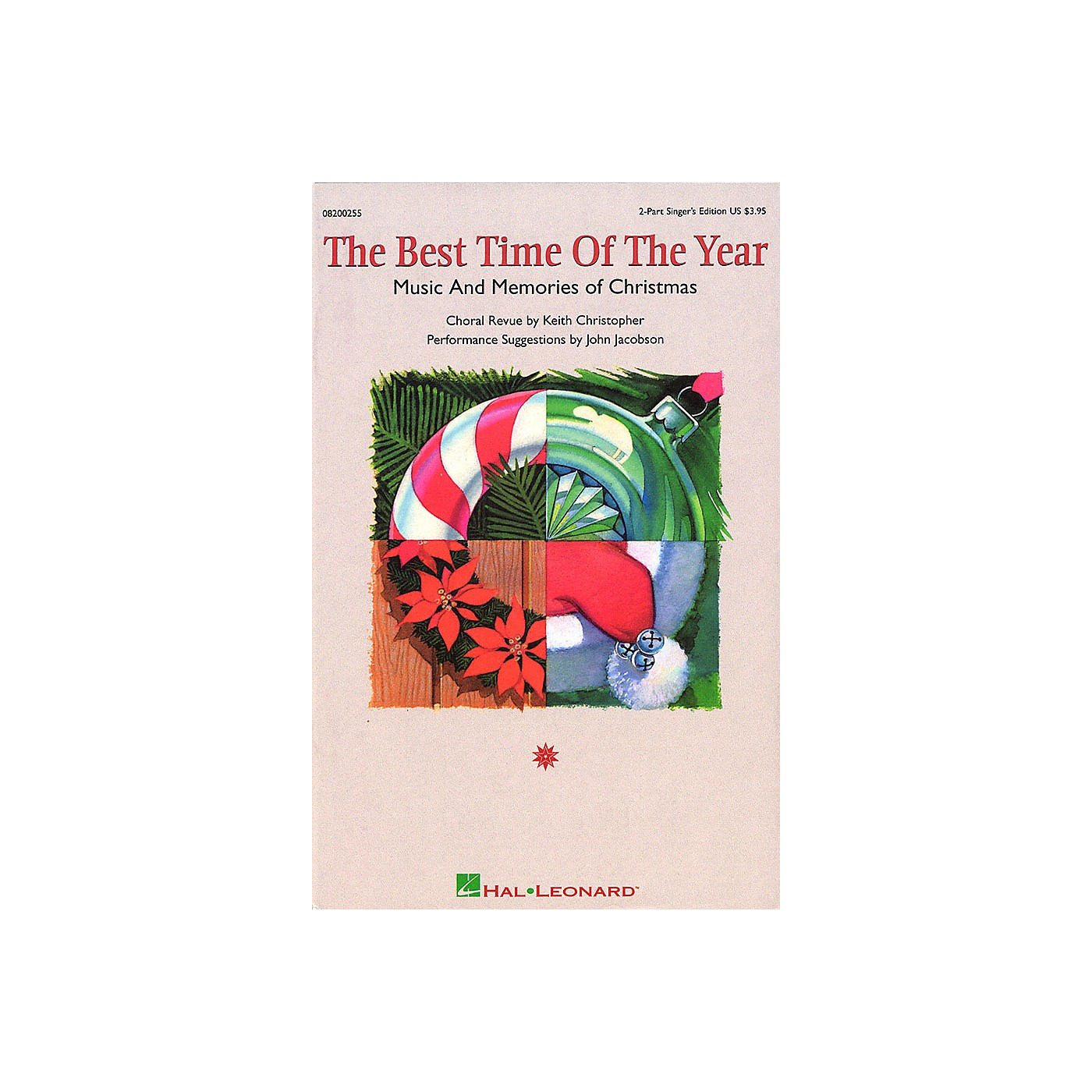 Hal Leonard The Best Time of the Year (Medley) SAB Singer Arranged by Keith Christopher thumbnail
