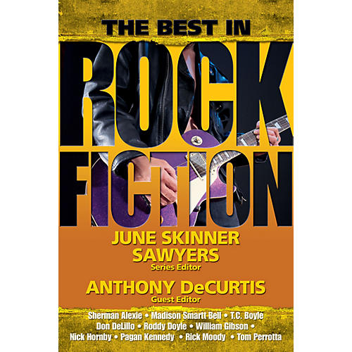 Hal Leonard The Best in Rock Fiction Book Series Softcover Written by June Skinner Sawyers thumbnail