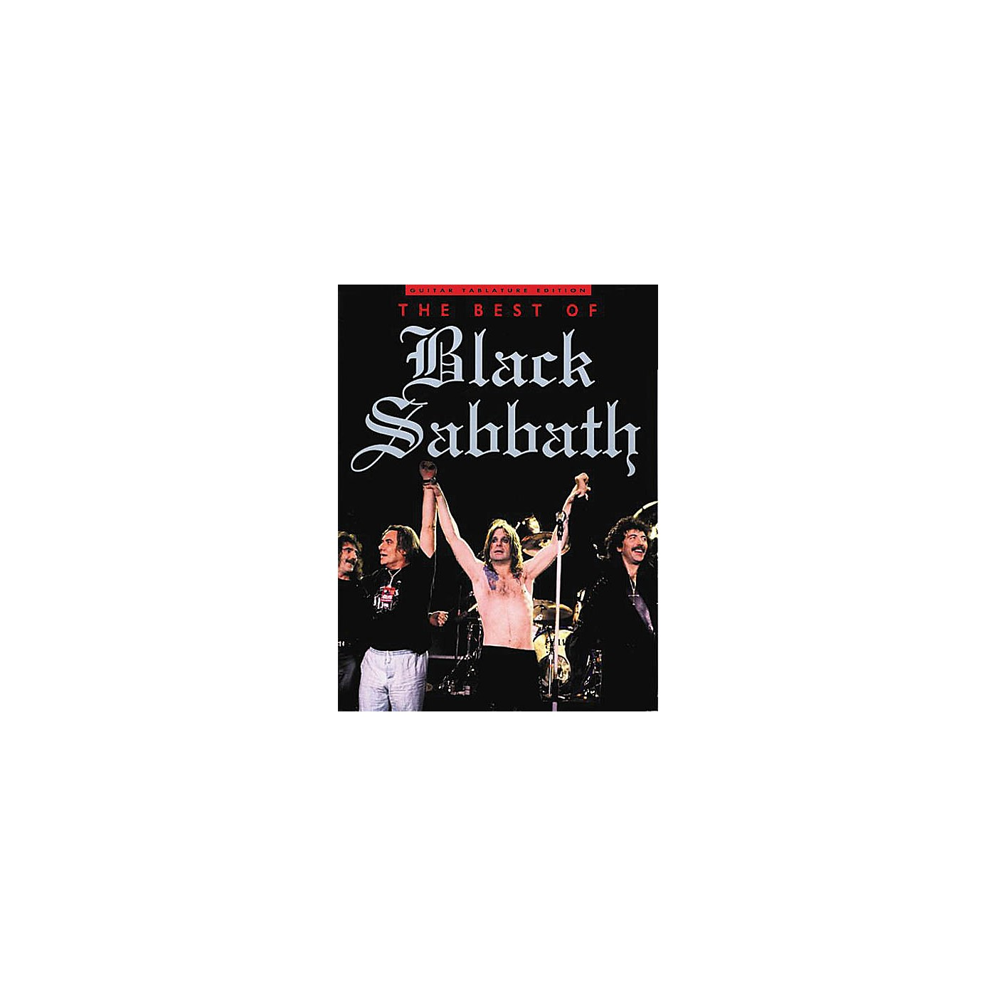 Music Sales The Best of Black Sabbath Music Sales America Series Softcover Performed by Black Sabbath thumbnail