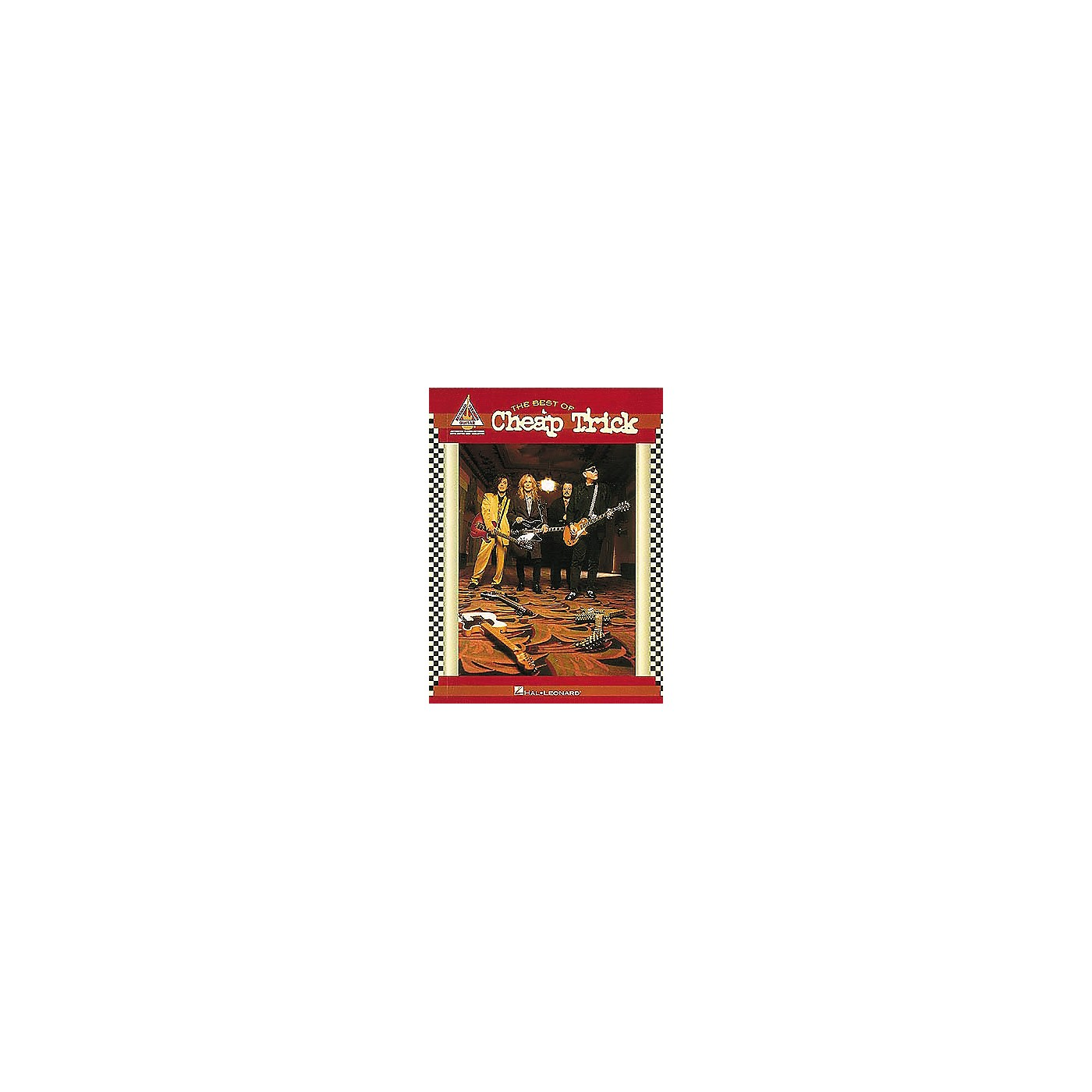 Hal Leonard The Best of Cheap Trick Guitar Tab Book thumbnail