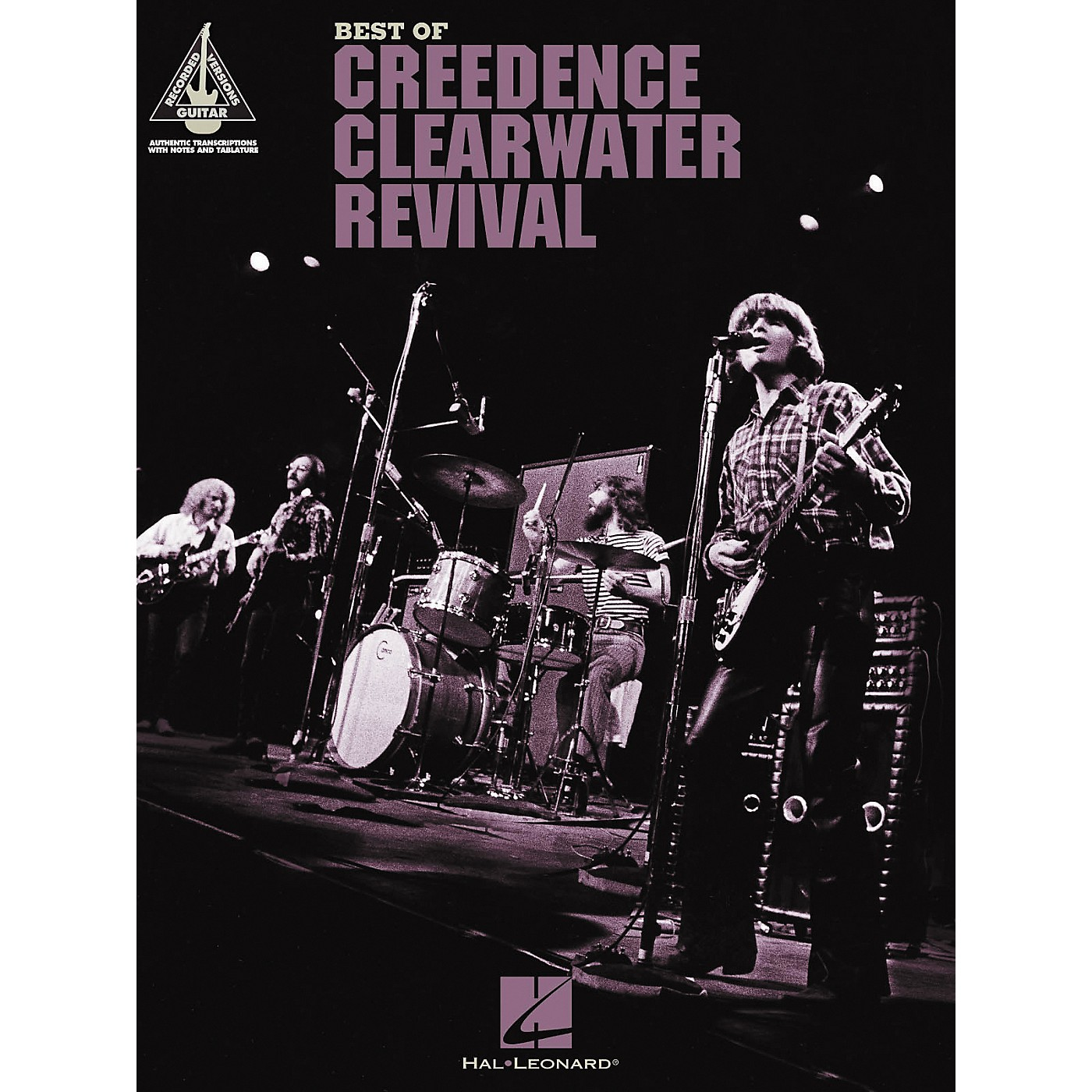 Hal Leonard The Best of Creedence Clearwater Revival Guitar Tab Songbook thumbnail