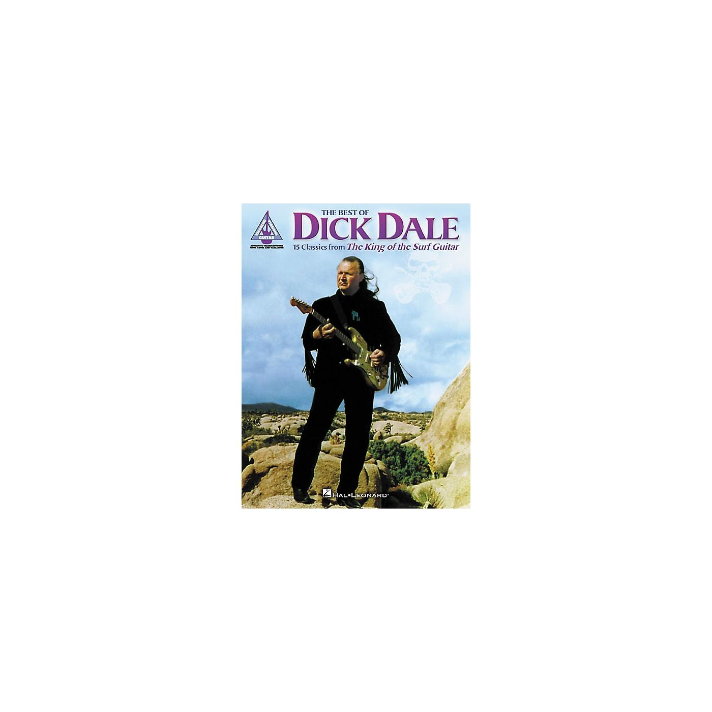Hal Leonard The Best of Dick Dale Guitar Tab Songbook thumbnail