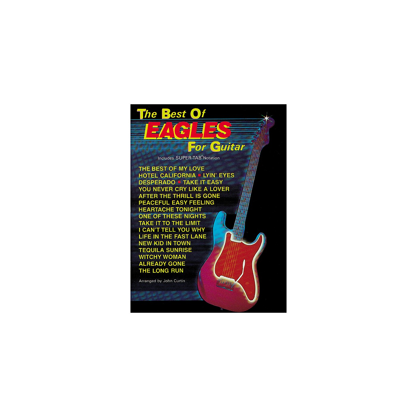 Hal Leonard The Best of Eagles Guitar Tab Book thumbnail