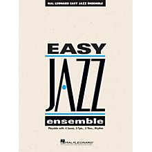Hal Leonard The Best of Easy Jazz - Baritone Sax (15 Selections from the Easy Jazz Ensemble Series) Jazz Band Level 2