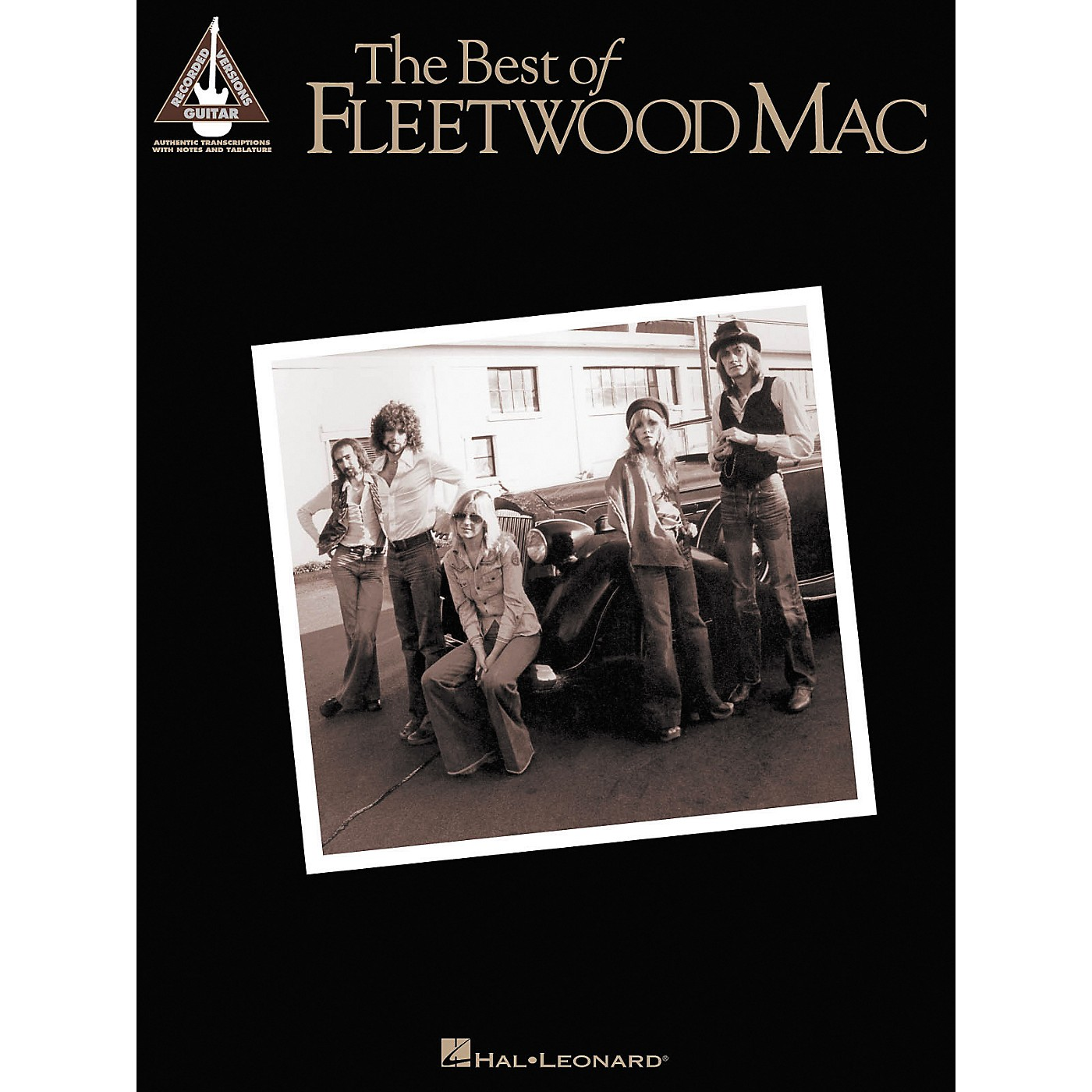 Hal Leonard The Best of Fleetwood Mac Guitar Tab Songbook thumbnail