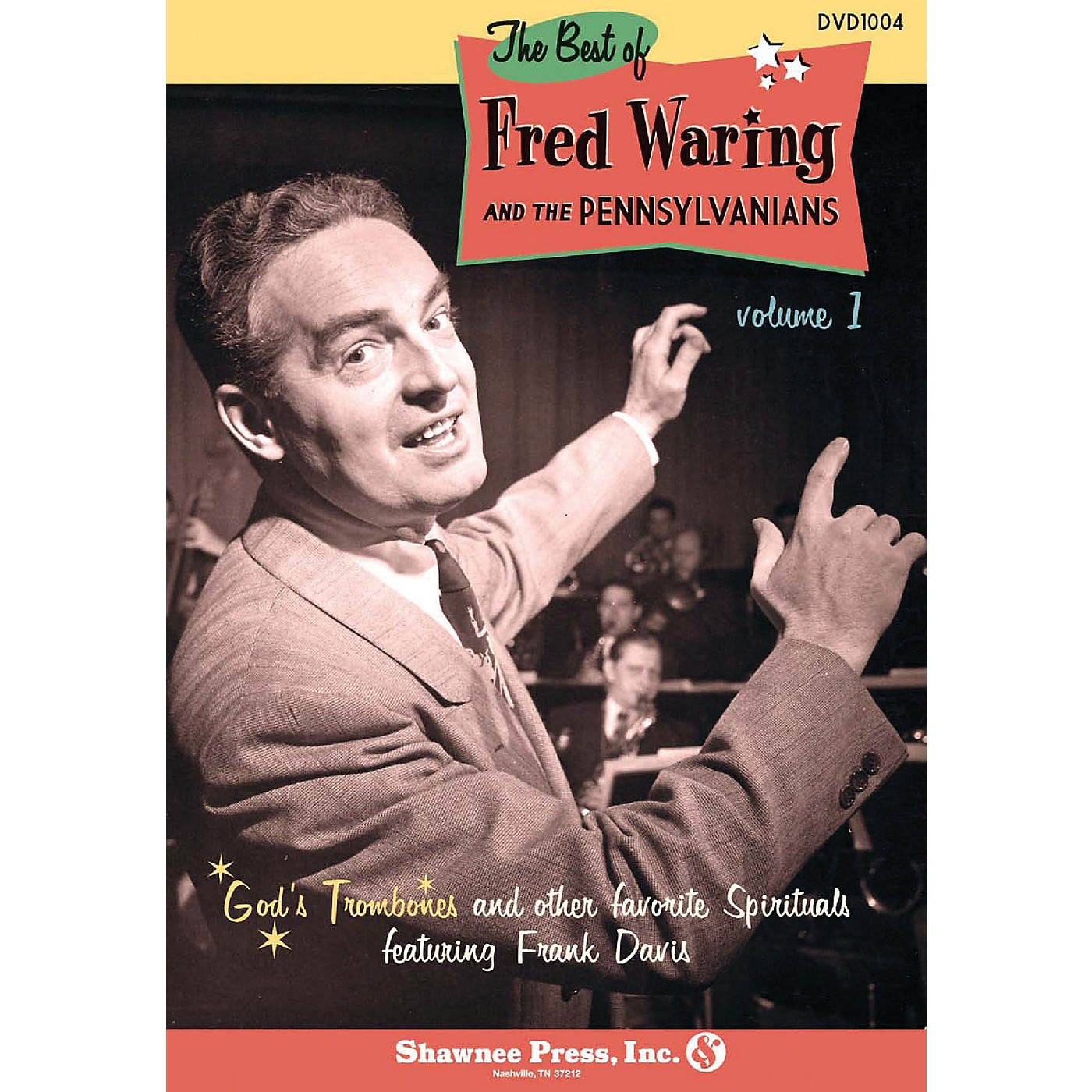 Shawnee Press The Best of Fred Waring and The Pennsylvanians (Volume 1) by Fred Waring and the Pennsylvanians thumbnail