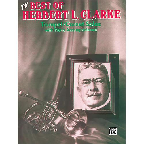 Alfred The Best of Herbert L. Clarke for Brass Book thumbnail