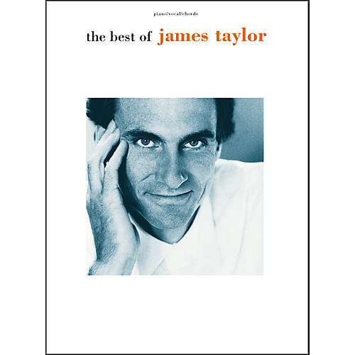 Alfred The Best of James Taylor Piano, Vocal, Guitar Songbook thumbnail