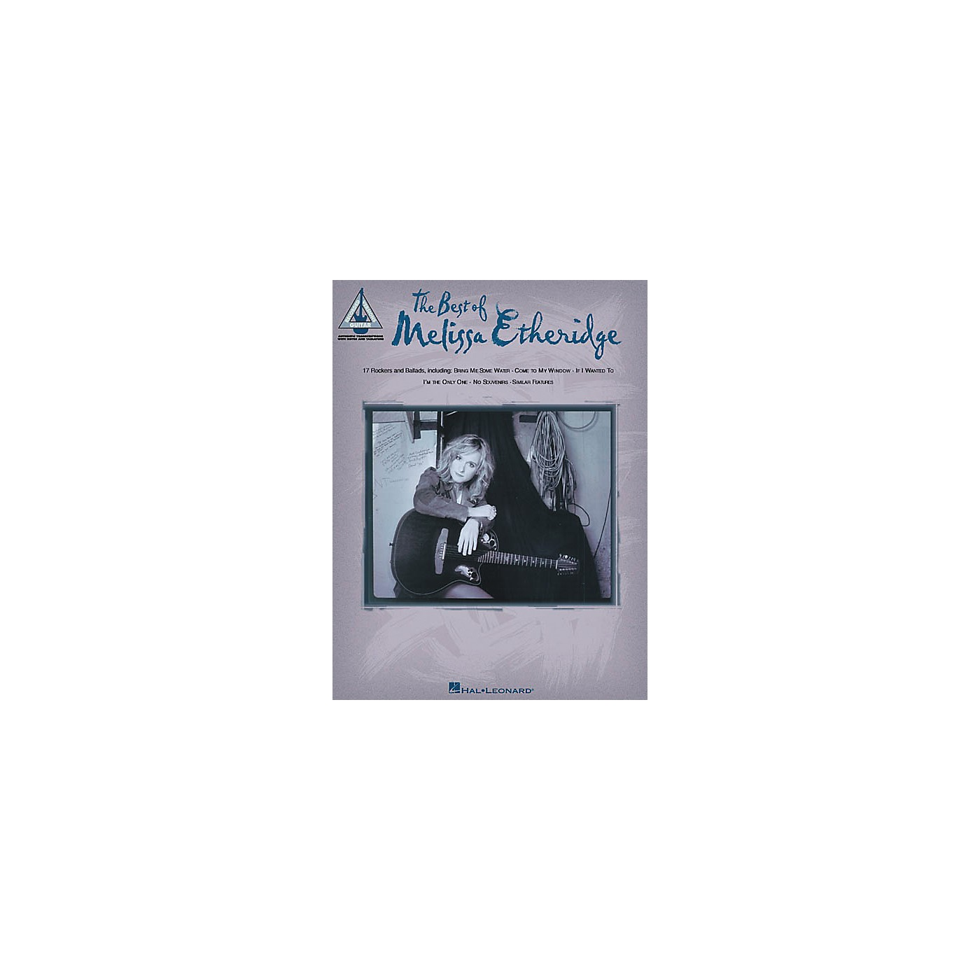 Hal Leonard The Best of Melissa Etheridge Guitar Tab Songbook thumbnail