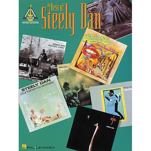 Hal Leonard The Best of Steely Dan Guitar Tab Book thumbnail