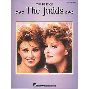 Hal Leonard The Best of The Judds Piano/Vocal/Guitar Artist Songbook