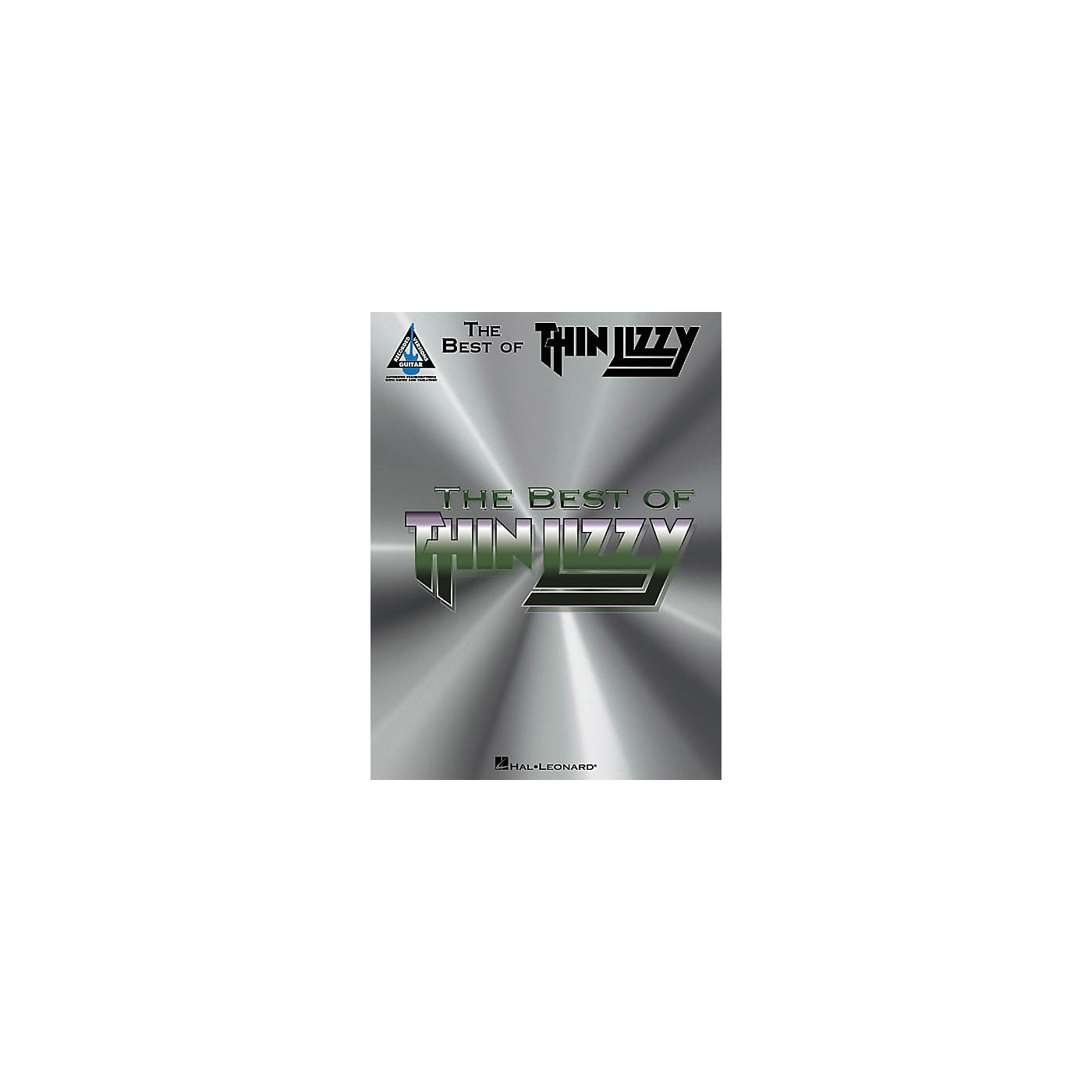 Hal Leonard The Best of Thin Lizzy Guitar Tab Songbook thumbnail