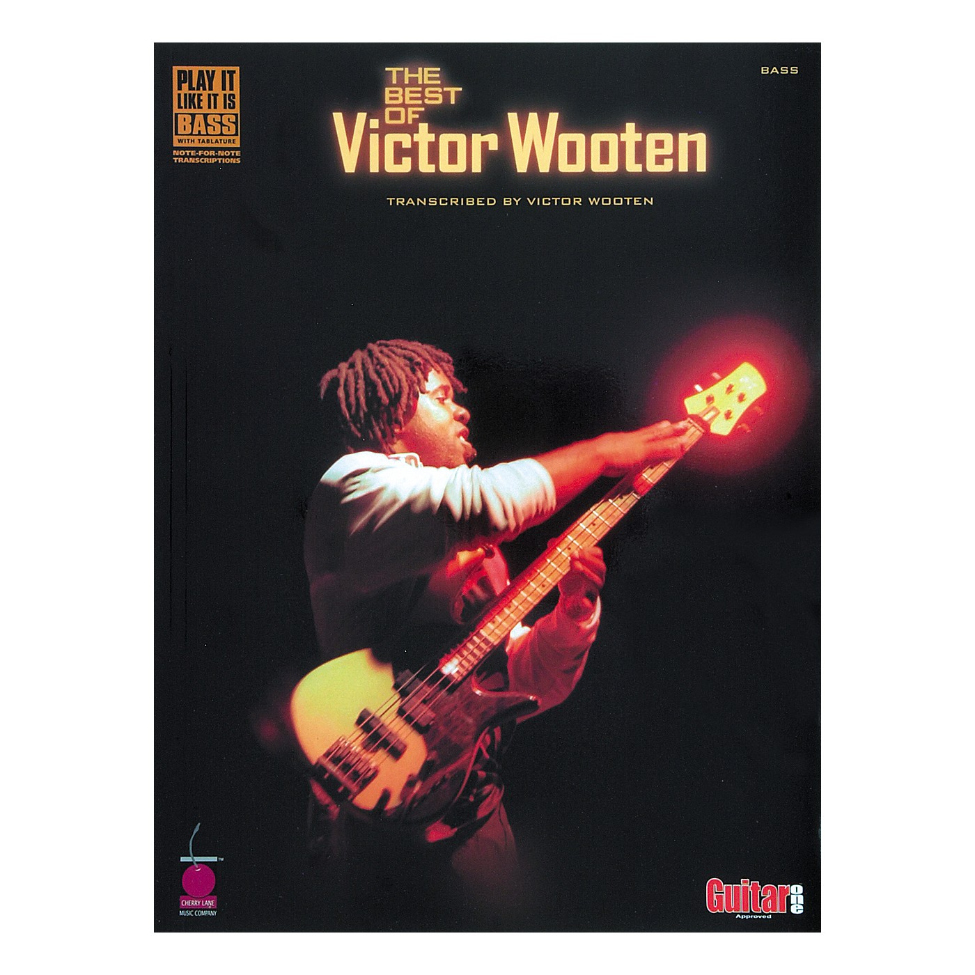 Cherry Lane The Best of Victor Wooten Bass Tab Songbook thumbnail