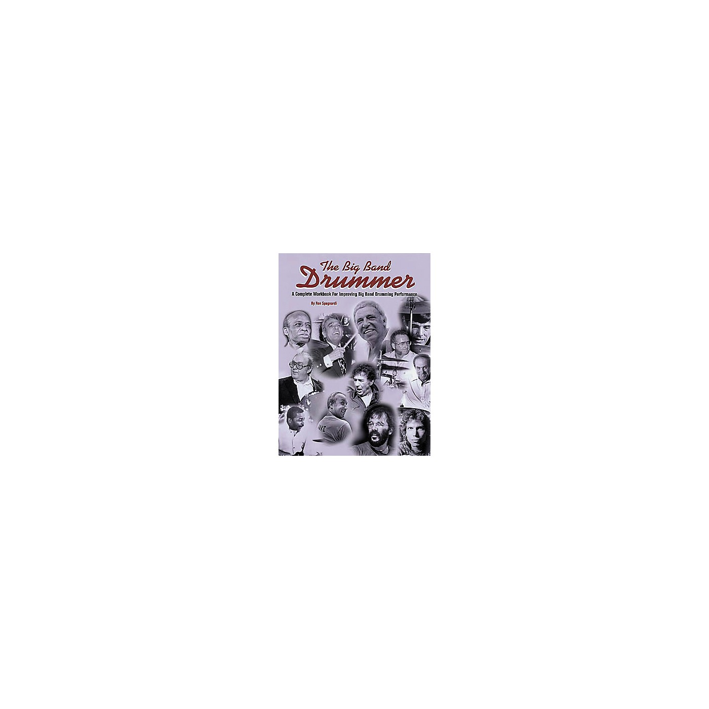 Hal Leonard The Big Band Drummer Book thumbnail